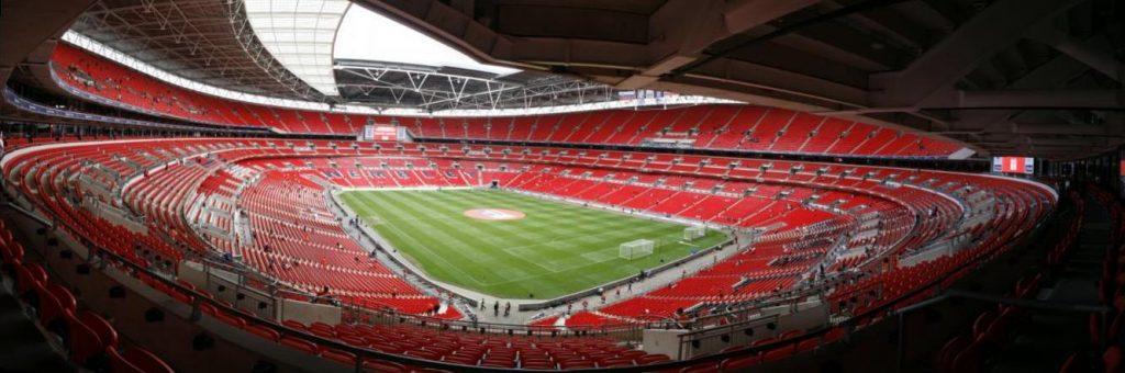 Лучшие стадионы мира: «Уэмбли», Лондон, Англия.