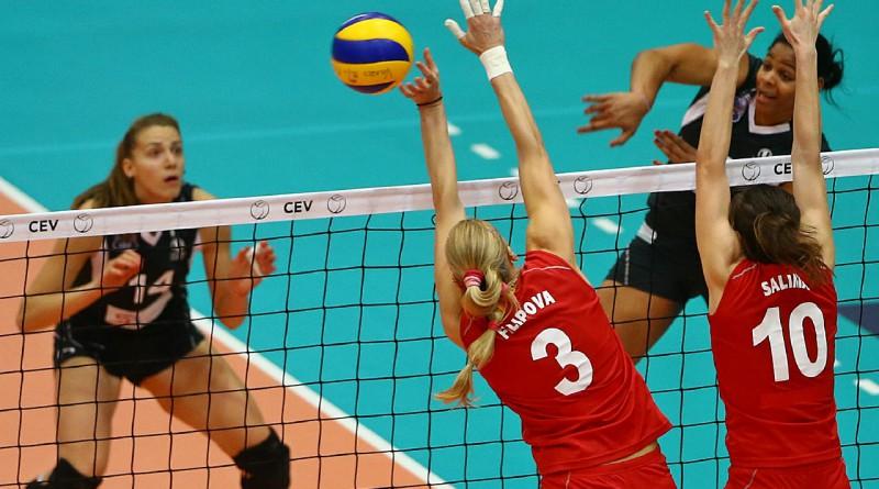 Интересное о спорте: волейбол