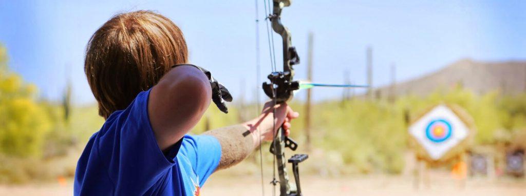 Интересное о спорте: стрельба из лука