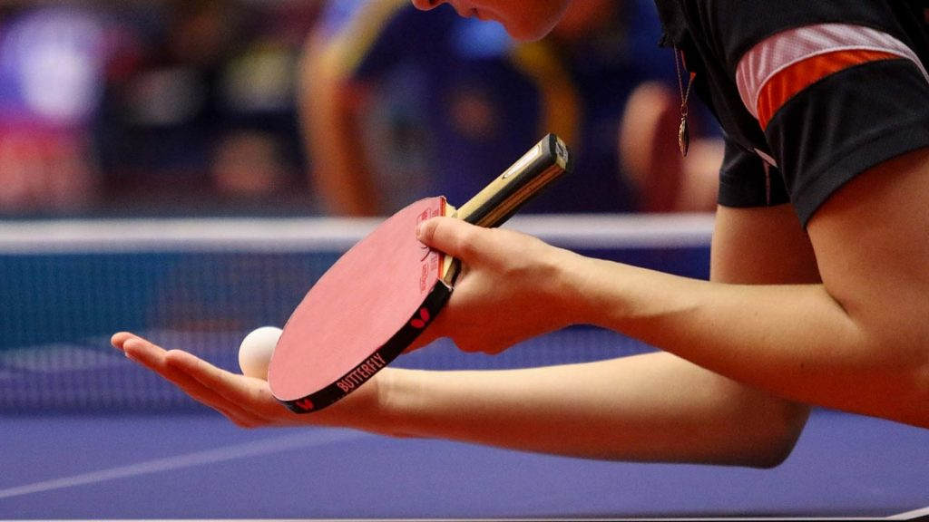 Интересное о спорте: настольный теннис