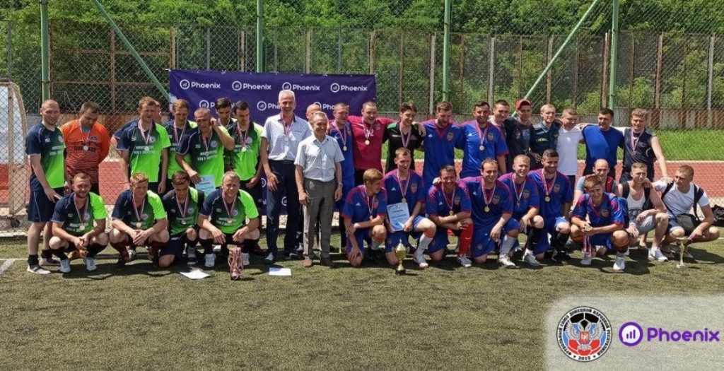 Первенство ДНР по мини-футболу среди министерств и ведомств: победа за правоохранителями