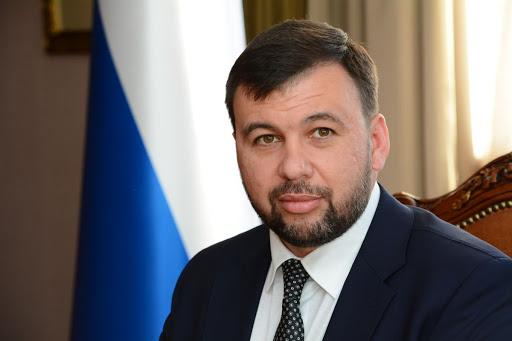 Прямая линия с Главой ДНР Денисом Пушилиным