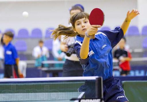Настольный теннис на РСК «Олимпийском»