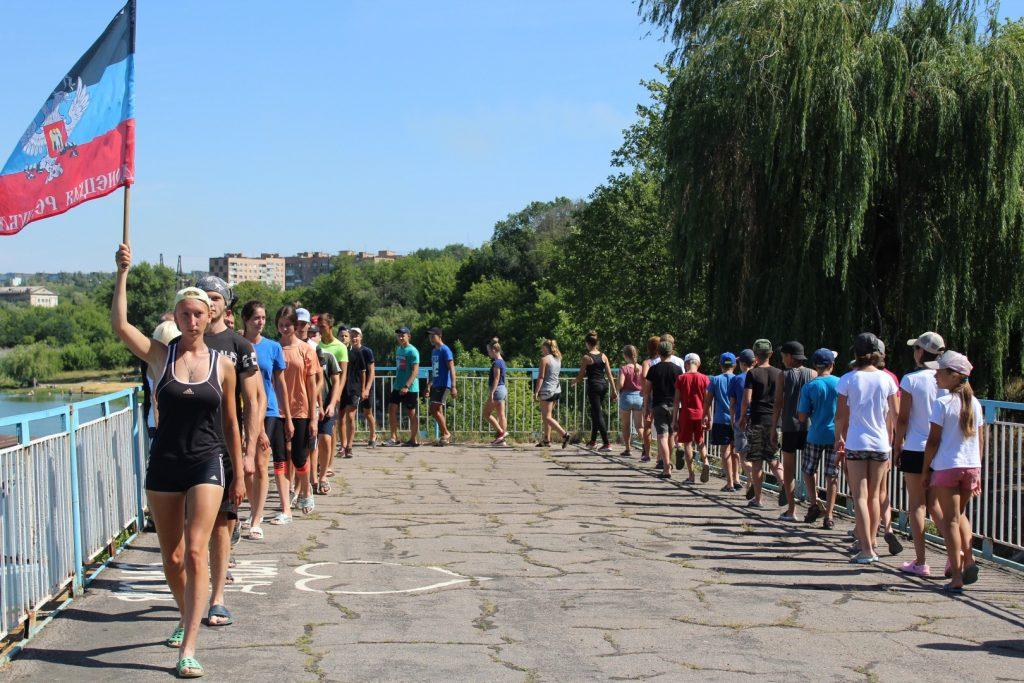 30 июля - В Зугрэсе прошли соревнования по гребле на байдарках и каноэ