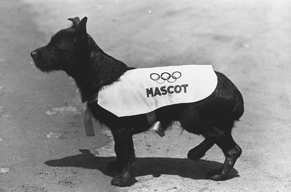 30 июля 1932 года - открытие X летних Олимпийских Игр в Лос-Анджелесе