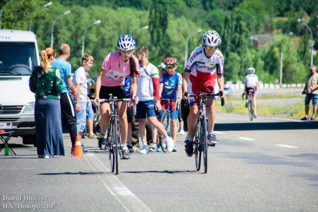 В Донецке состоялся Чемпионат и первенство ДНР по велоспорту