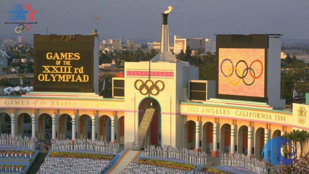 28 июля 1984 года — открытие XXIII Летних Олимпийских игр в Лос-Анджелесе: как это было