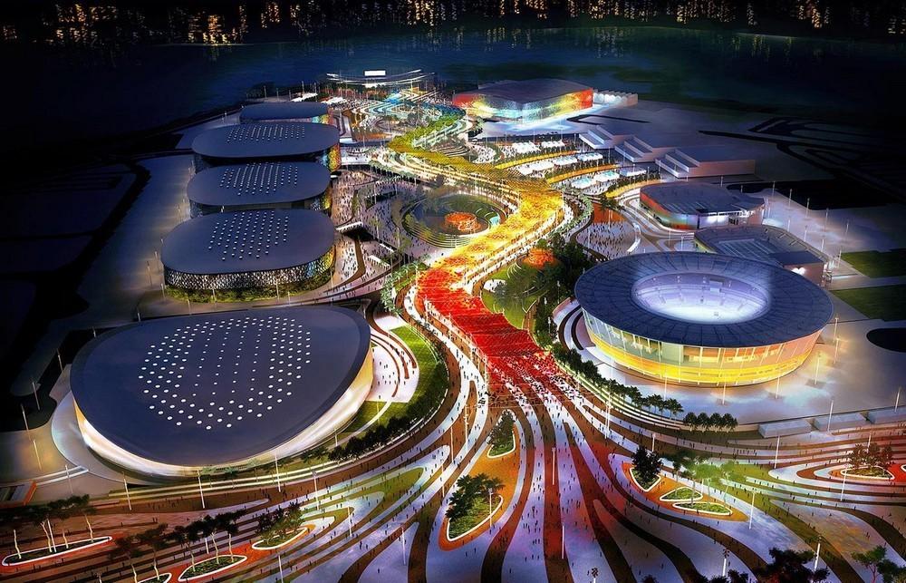 5 августа 20016 года — открытие XXXI летних Олимпийских Игр в Рио-де-Жанейро