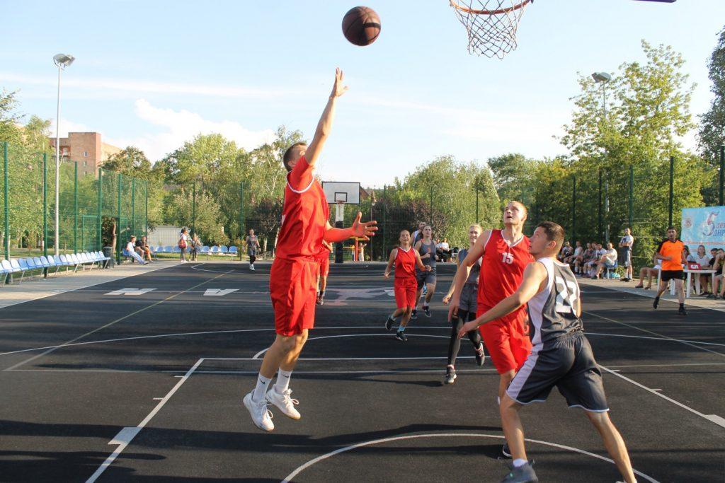 В ДНР завершился чемпионат по баскетболу