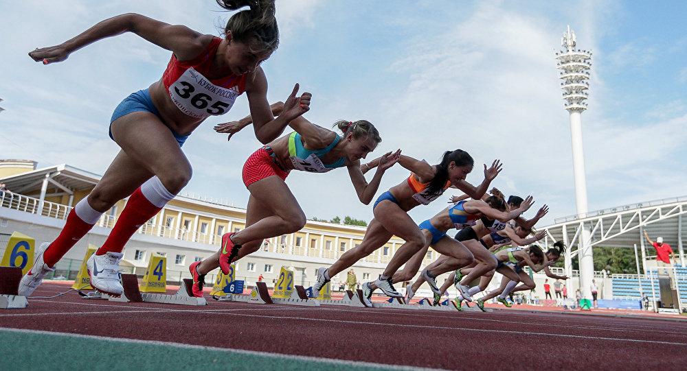 Легкая атлетика — Королева спорта