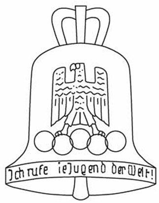 1 августа 1936 - открытие XI Летних Олимпийских игр в Берлине