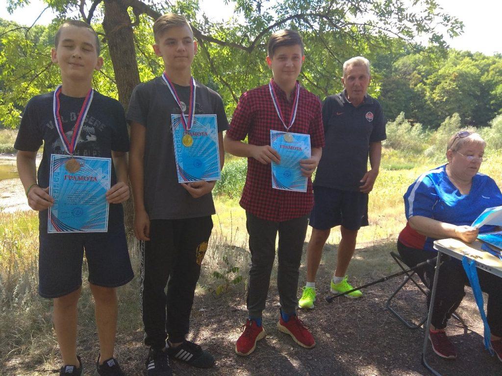 В Торезе прошли соревнования по спортивному ориентированию
