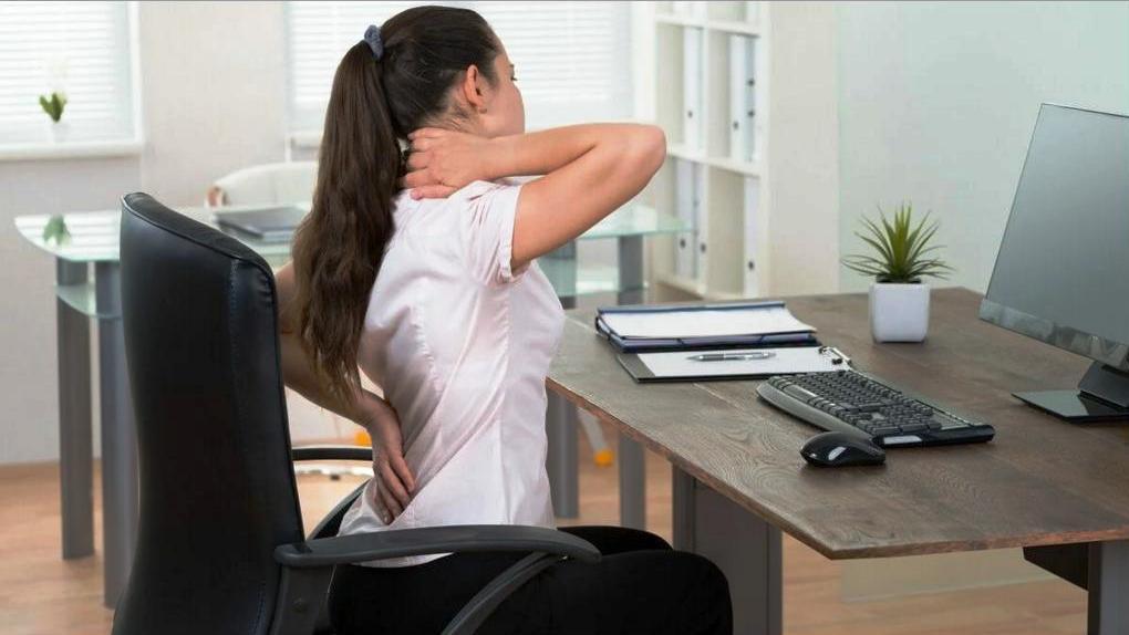 Комфорт спины на рабочем месте очень важен!