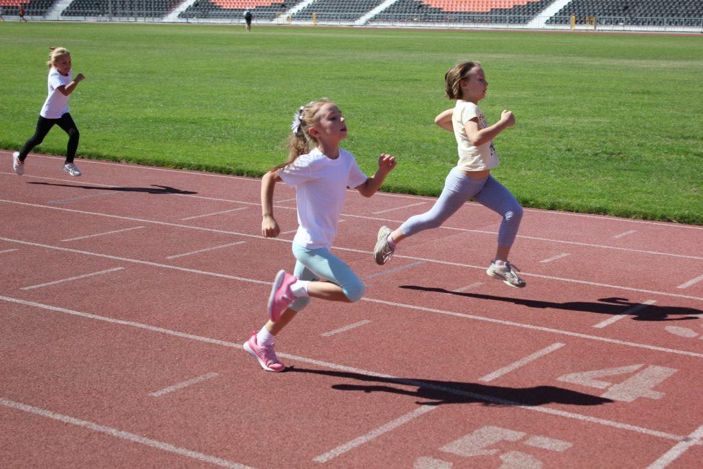 30 августа — пробег «Встреча друзей» — РСК «Олимпийский»