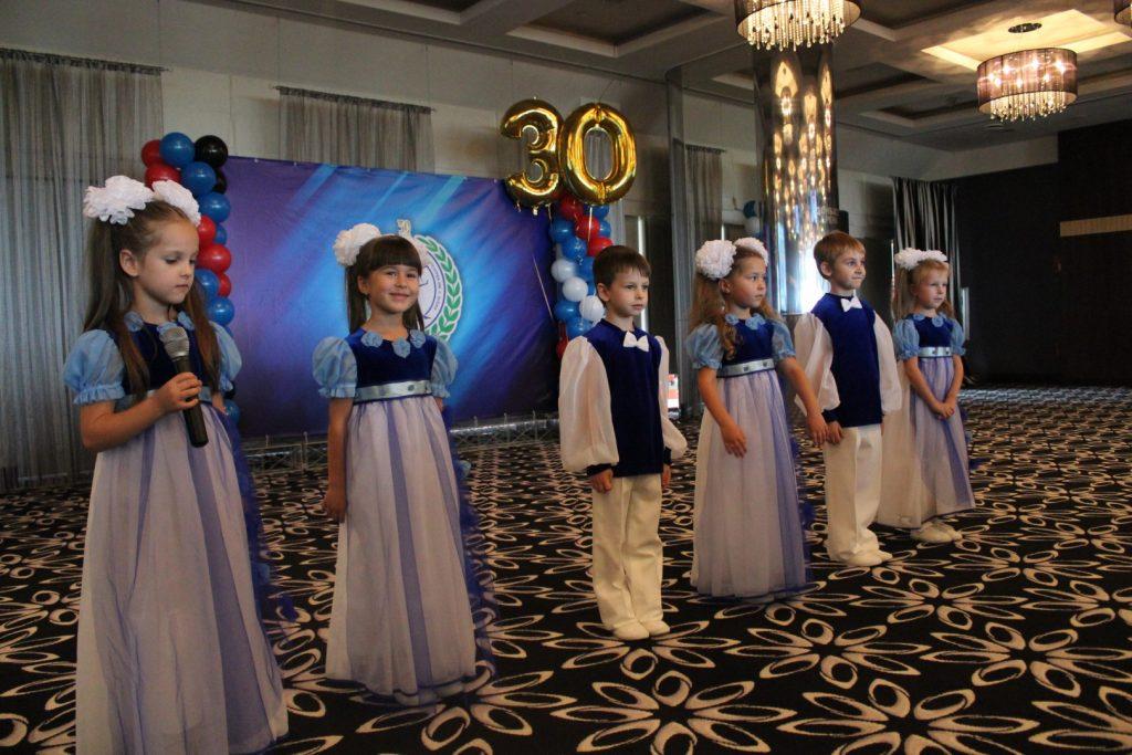30 лет Училищу олимпийского резерва - Донбасс Арена- Донецк (фото-видео)