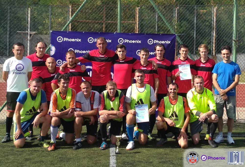 Футбол, посвященный Дню освобождения Донбасса — СК «Байдукова»