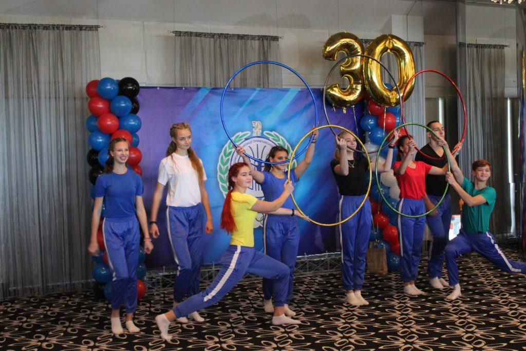 30 лет Училищу олимпийского резерва — Донбасс Арена- Донецк (фото-видео)