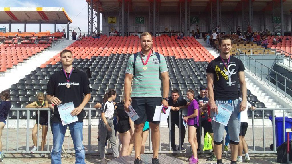 Открытый чемпионат ДНР по легкой атлетике