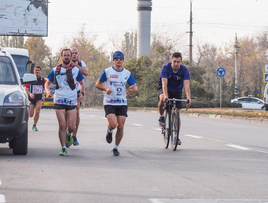 Легкоатлетический забег «Осень Донбасса 2020» состоялся!