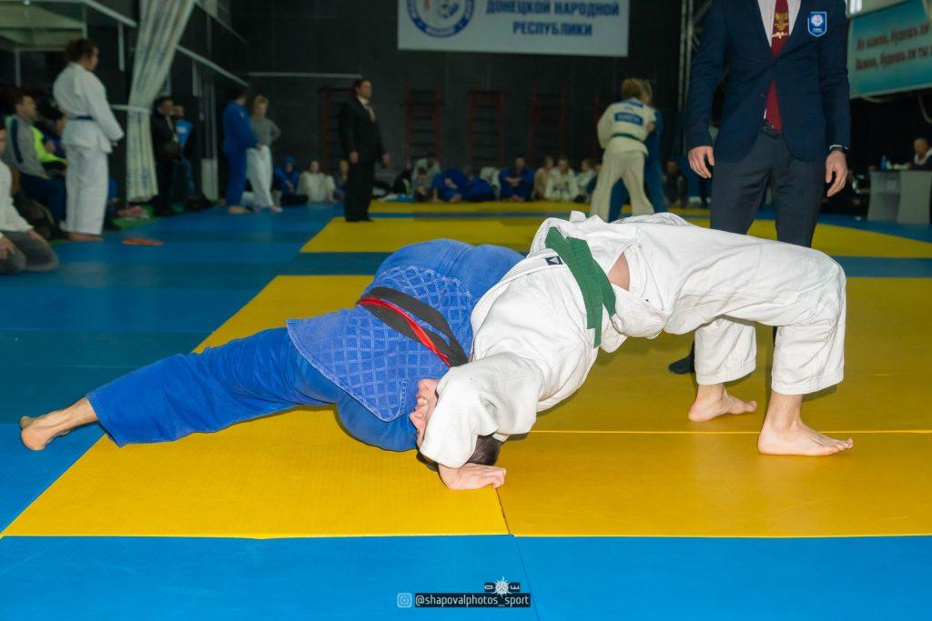 3 октября — РСК «Олимпийский» — Первенство ДНР по дзюдо среди юниоров