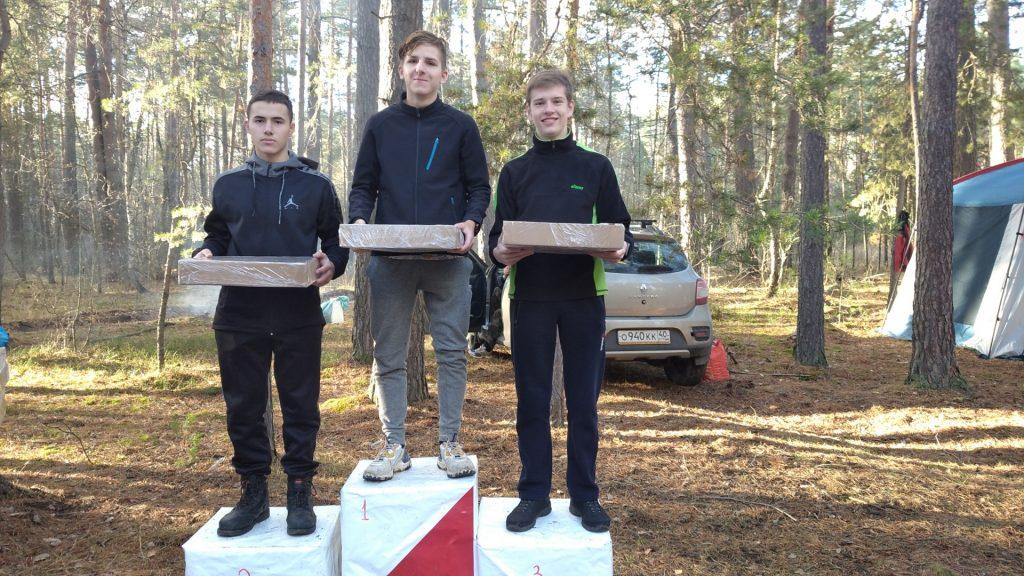 Спортсмены ДНР на соревнованиях по спортивному ориентированию в России