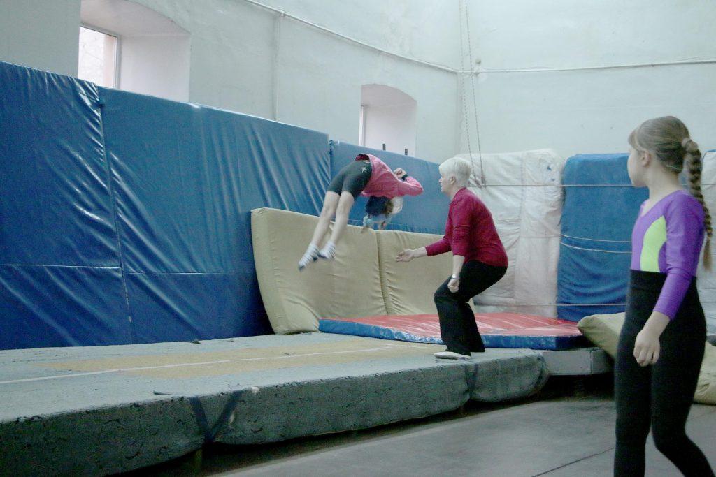 27 ноября - Чемпионат ДНР по прыжкам на батуте - Донецк