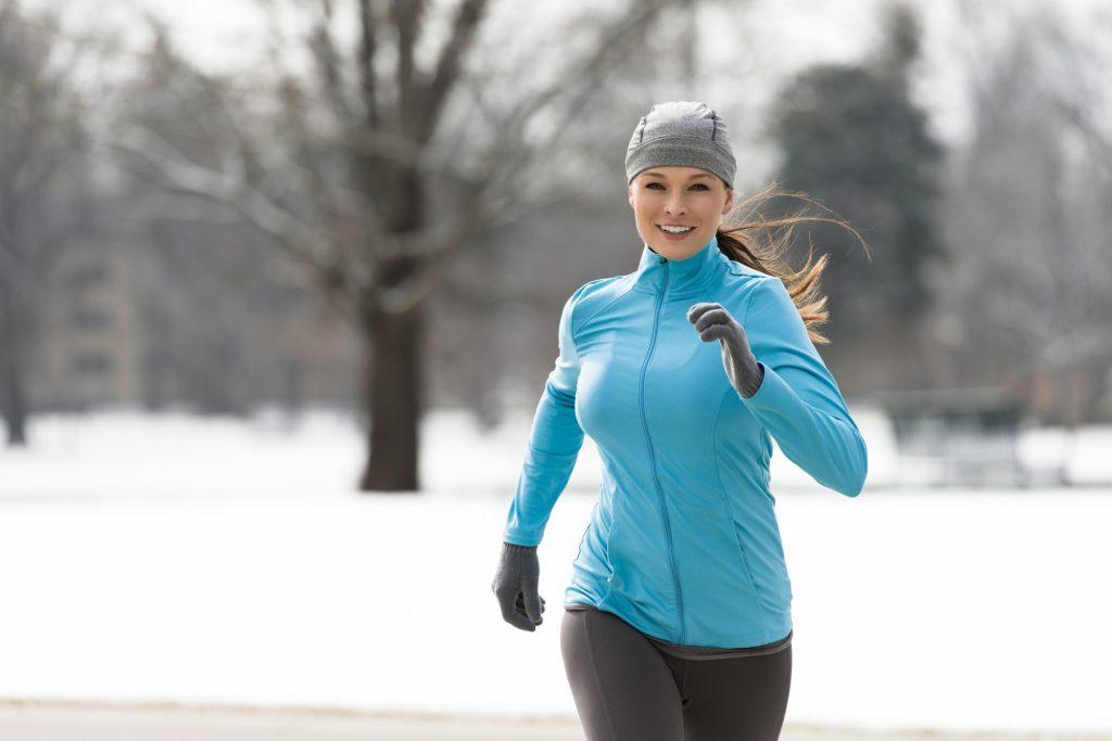 Зима близко: спорт в холодную погоду