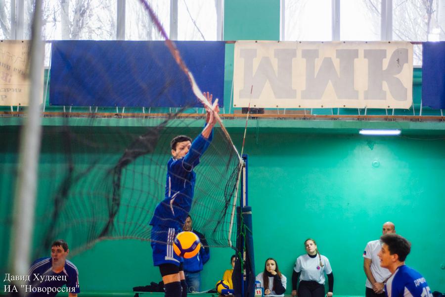 VII Кубок ДНР по волейболу среди мужских команд - Макеевка