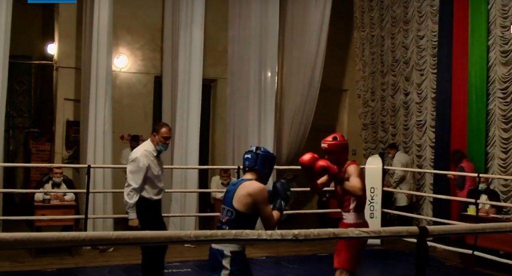 Турнир по боксу памяти семьи Булаевых — Горловка