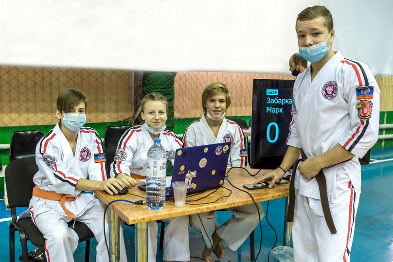 22 ноября - Чемпионат и Первенство ДНР по косики каратэ - Донецк