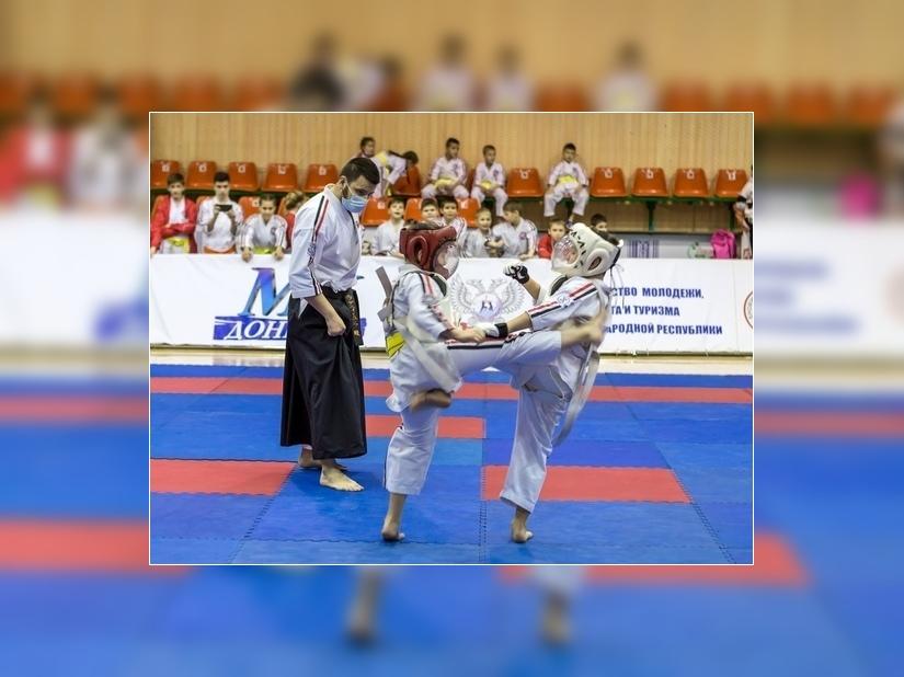 22 ноября — Чемпионат и Первенство ДНР по косики каратэ — Донецк