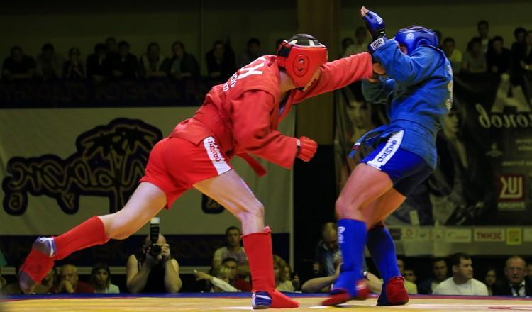 21 ноября — Республиканские соревнования по спортивному и боевому самбо — ДонНТУ