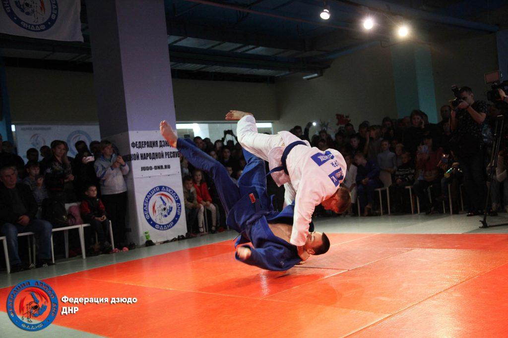 28 ноября — Дзюдо — Чемпионат ДНР среди мужчин и женщин