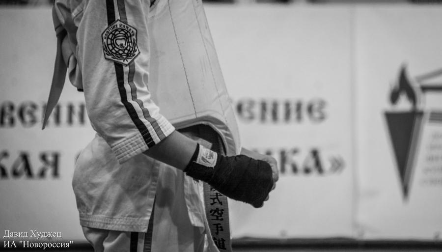 Каратисты ДНР — Киокушинкай карате — Всероссийский турнир «Кубок Чёрного моря»