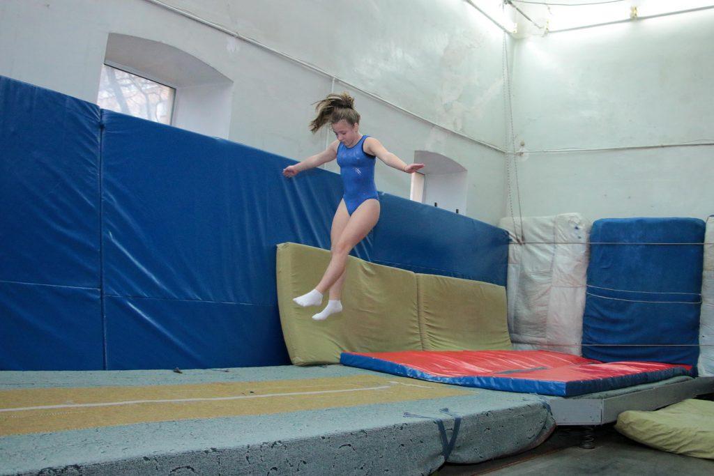 27 ноября — Чемпионат ДНР по прыжкам на батуте — Донецк