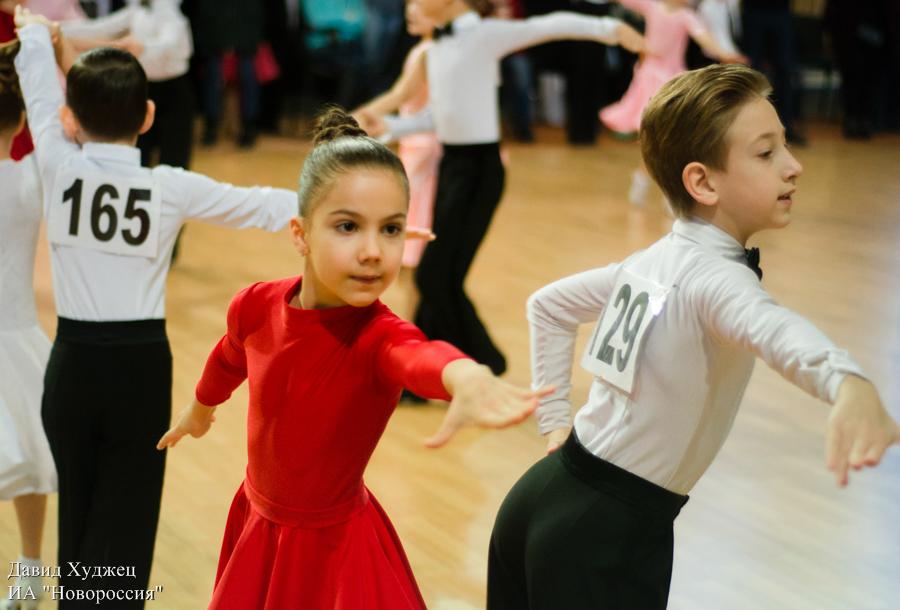 Танцевальный спорт ДНР — Первенство и Чемпионат — Донецк