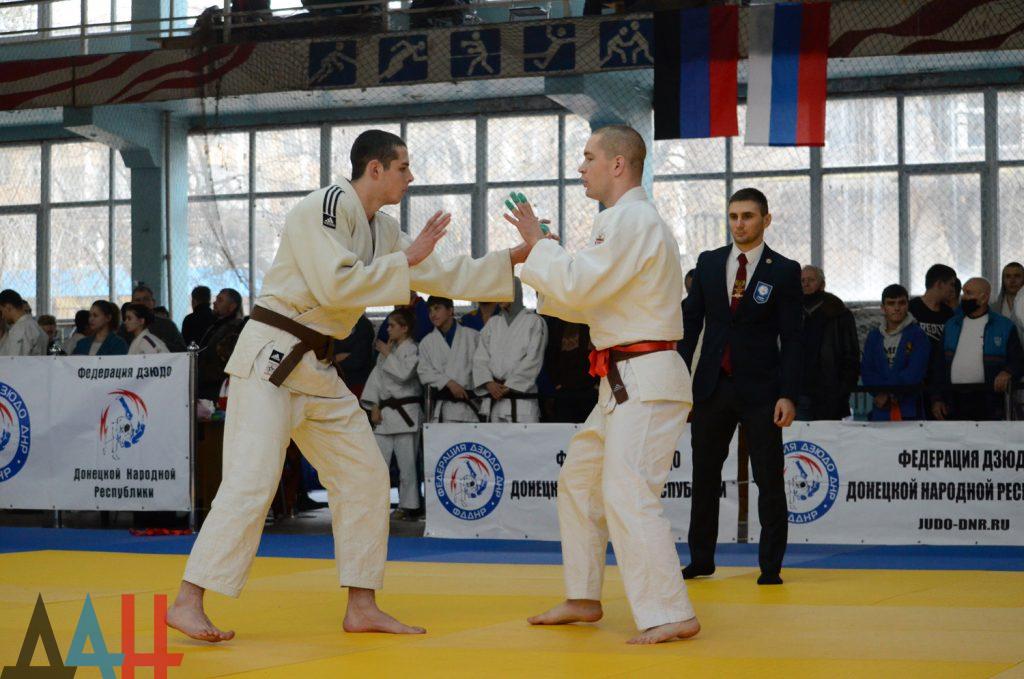 28 ноября - Чемпионат ДНР по дзюдо среди взрослых - Донецк