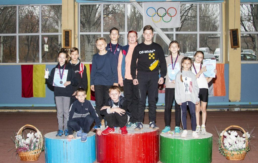 Легкая атлетика - «Юный патриот» - Донецк