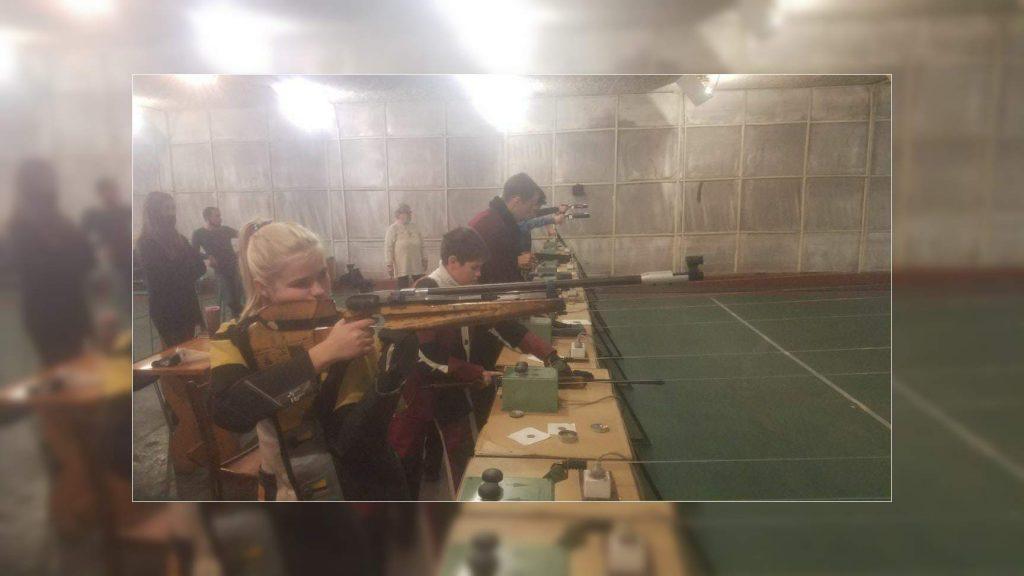 9-11 декабря — Первенство ДНР по пулевой стрельбе — Донецк