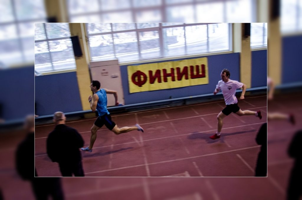26 декабря — Открытый кубок ДНР по легкой атлетике — Донецк