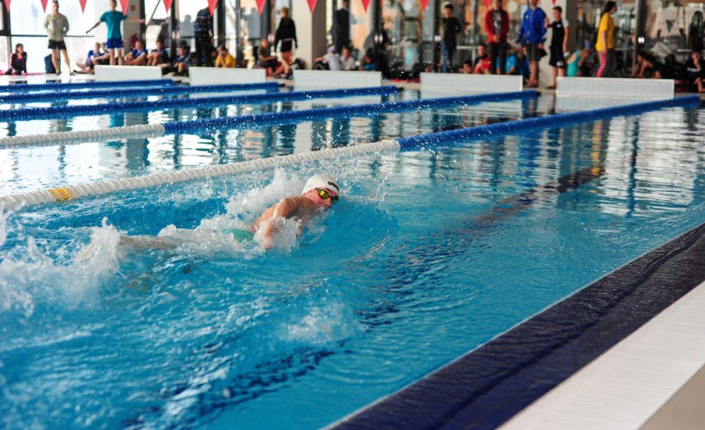 Плавание в ДНР: подведение итогов года