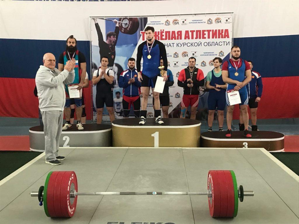 4 медали - Результат тяжелоатлетов из ДНР в Курске