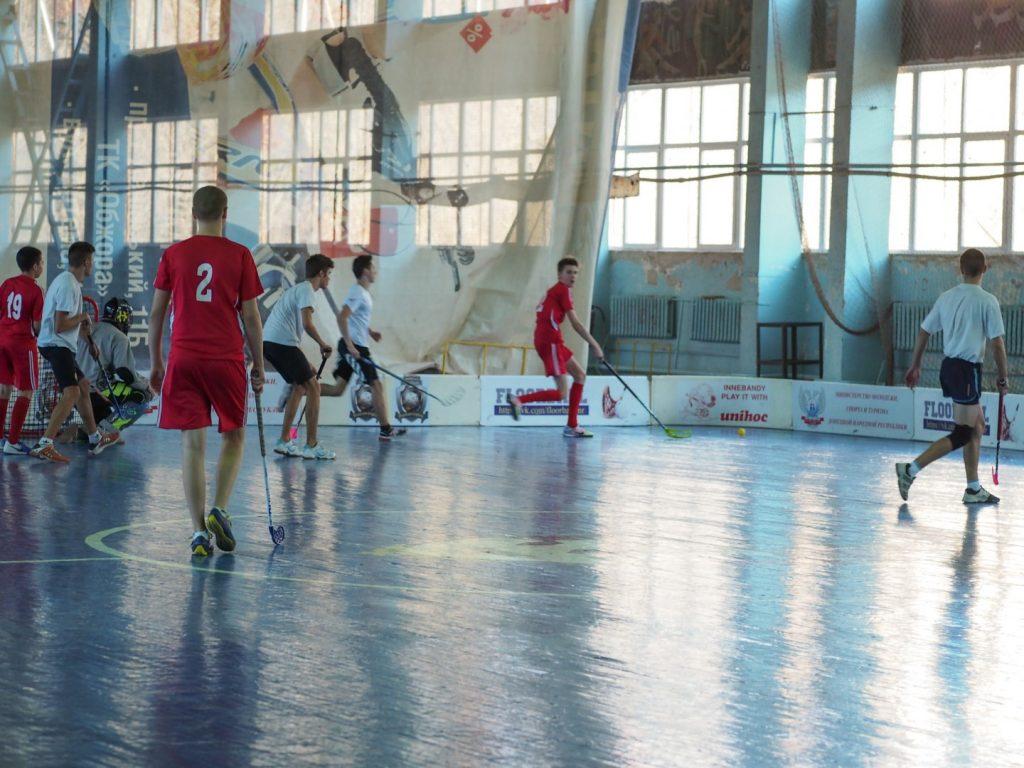 5 декабря — Республиканский турнир по флорболу на базе ДонНТУ — Донецк