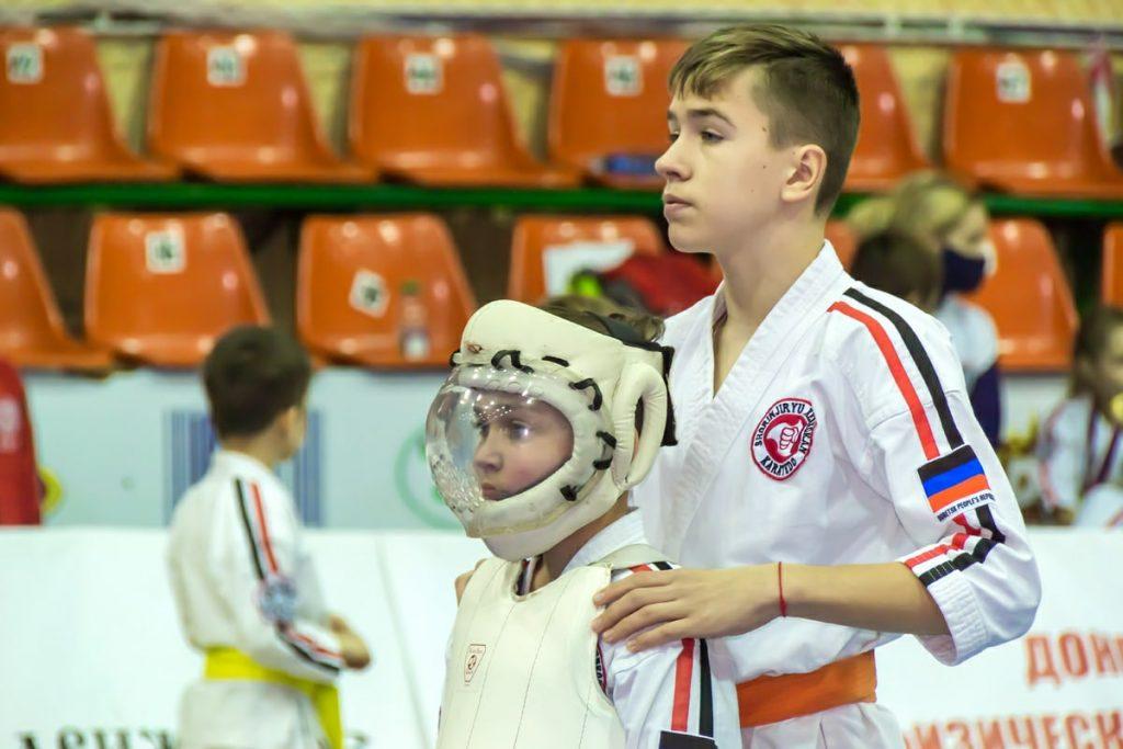 20 декабря - Турнир по косики карате памяти Олега Мамиева - Донецк