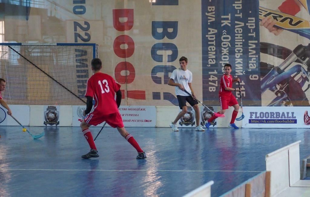 5 декабря - Республиканский турнир по флорболу на базе ДонНТУ - Донецк