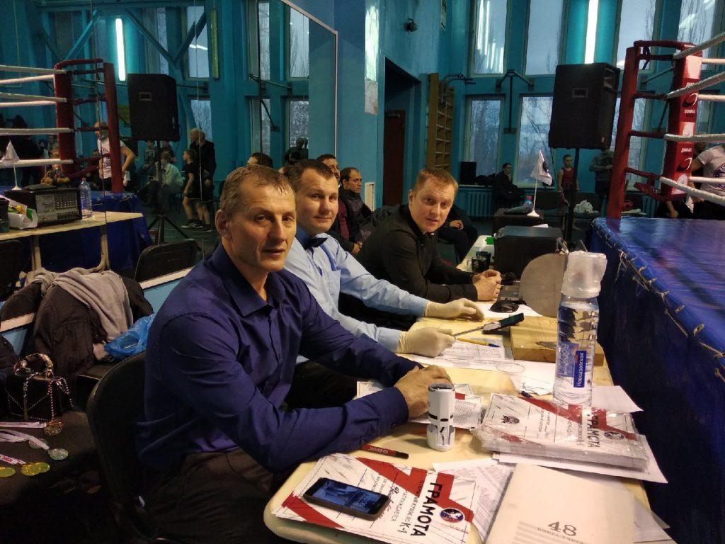 20 декабря - Открытый турнир по К-1  - ДУОР
