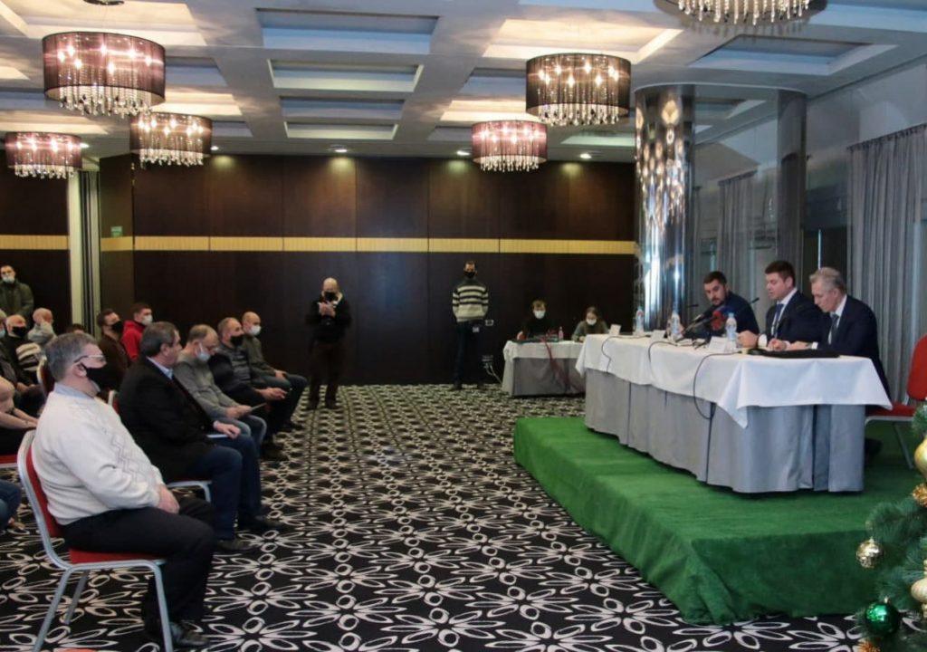 Федерация дзюдо и Федерация самбо ДНР - Подведение итогов - Донбасс Арена