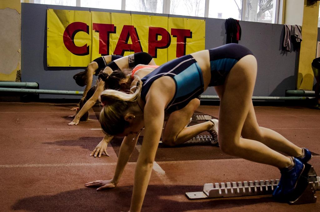 26 декабря - Открытый кубок ДНР по легкой атлетике - Донецк