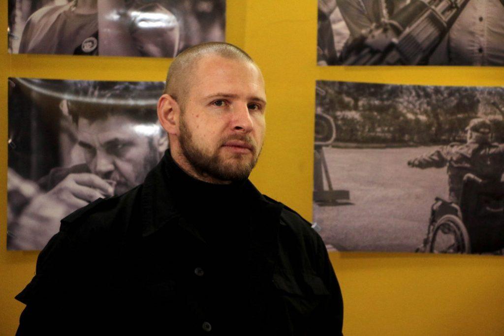 15 января - Персональная выставка фотографа Давида Худжеца - Кинотеатр