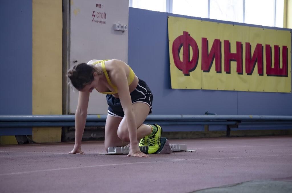 16 января - Открытый чемпионат ДНР по легкой атлетике среди юниоров - Донецк